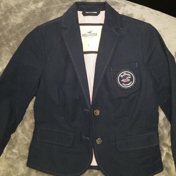 Hollister Jackets & Blazers - Hollister blazer